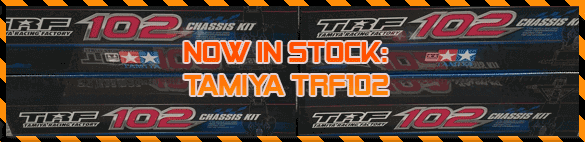 All TRG Formula 1 parts are shipped from stock!